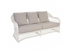 SOFA OGRODOWA  KOS ANTIQUE WHITE