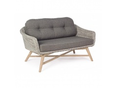 OGRODOWA SOFA 2 OS MAR GREY BIZZOTTO