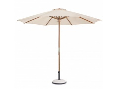 Parasol ogrodowy Syro Natural 3m