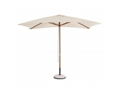 Parasol ogrodowy Syro Natural 2x3m
