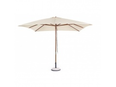 Parasol ogrodowy Syro Natural 3x3m