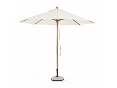 PARASOL OGRODOWY SAT NATURAL 3M BIZZOTTO