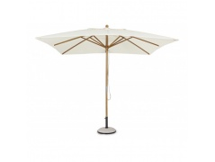 PARASOL OGRODOWY SAT NATURAL 3X3 BIZZOTTO