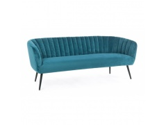 ELEGANCKA TURKUSOWA SOFA AVRIL DO SALONU