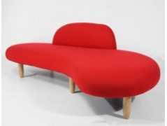 DESIGNERSKA SOFA FREEFORM DO SALONU
